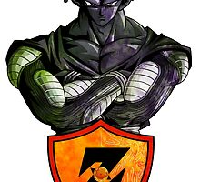 piccolo, Dragonball Z by konart