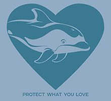 Love Pacific White-Sided Dolphin by PepomintNarwhal