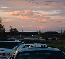 Clouds Taxis by stevARe