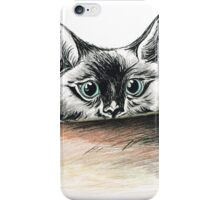 Nosey Boy iPhone Case/Skin