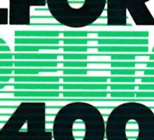 Ilford Delta 400 Sticker