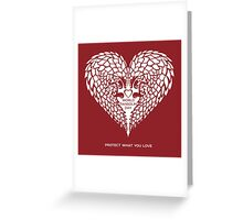 Love Pangolin - World Pangolin Day Greeting Card