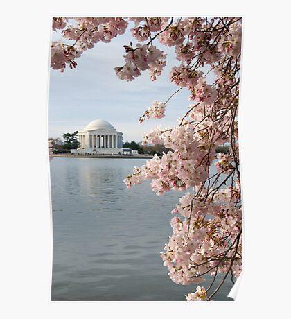 Jefferson in Bloom Poster