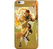 Dorian Pavus (color) iPhone Case/Skin