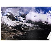 Through the Misty Mountains Poster