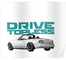 Drive Topless Poster