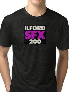Ilford SFX version 2 Tri-blend T-Shirt