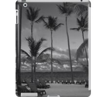 Lay Back and Relax iPad Case/Skin
