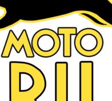 Moto Parilla Sticker