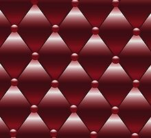 Leather Upholstery Background for wall-paper, the sites, design.  by NBeauty