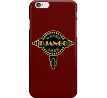 Django Gypsy Jazz iPhone Case/Skin