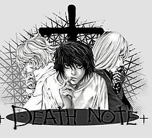 Death Note: Wammy Boys by x0X-dr3am5