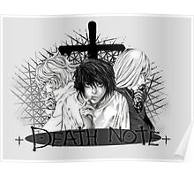 Death Note: Wammy Boys Poster