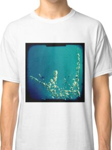 Blossom on blue Classic T-Shirt
