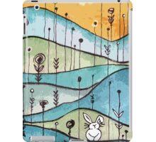 Lonely Bunny iPad Case/Skin