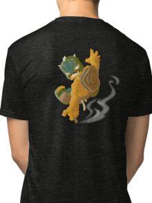 Tequila Clinger - Green Tri-blend T-Shirt