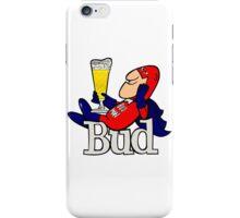 Budweiser Bud Man New  iPhone Case/Skin