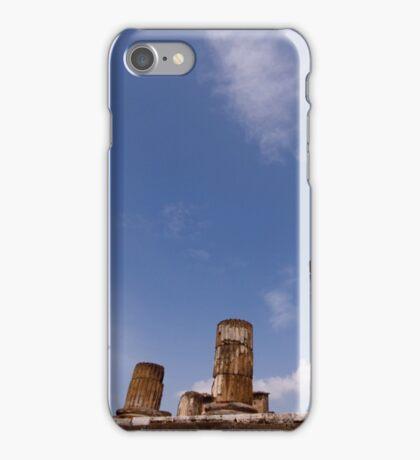 Italian Ruins Rome and Pompeii iPhone Case/Skin