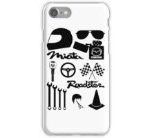 Miata Roadster Originals iPhone Case/Skin