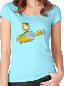 Liquor & Leprechauns Women's Fitted Scoop T-Shirt