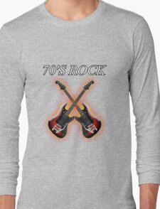 70's Rock Long Sleeve T-Shirt