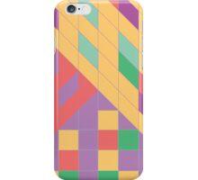 Geometric Slant iPhone Case/Skin