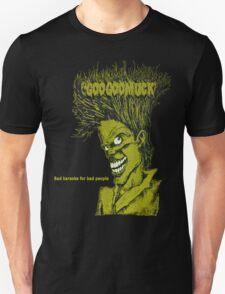 Dj Goo Goo Muck Yellow  Unisex T-Shirt