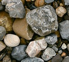 Rocks and Stones in Donegal by lanesloo