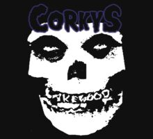 Misfits Corky's Place Lakewood Ohio  by GooGooMuck