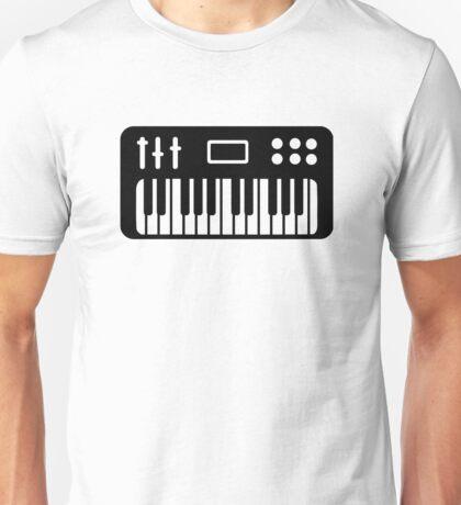 Keyboard piano Unisex T-Shirt