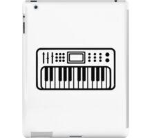 Keyboard piano Instrument iPad Case/Skin
