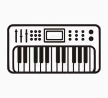 Keyboard piano Instrument by Designzz