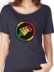Rasta bass  Women's Relaxed Fit T-Shirt