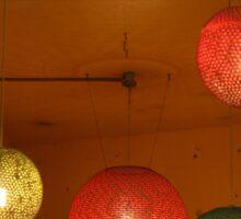 Lamps Sticker