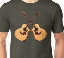Wonderful Taylor Guitars  Unisex T-Shirt