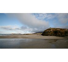 Beach Galway Co Ireland Photographic Print