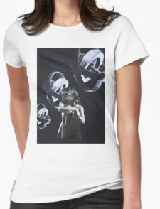 for peace on earth - buy war bonds Womens Fitted T-Shirt