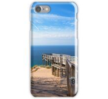 Sleeping Bear Dunes Overlook iPhone Case/Skin