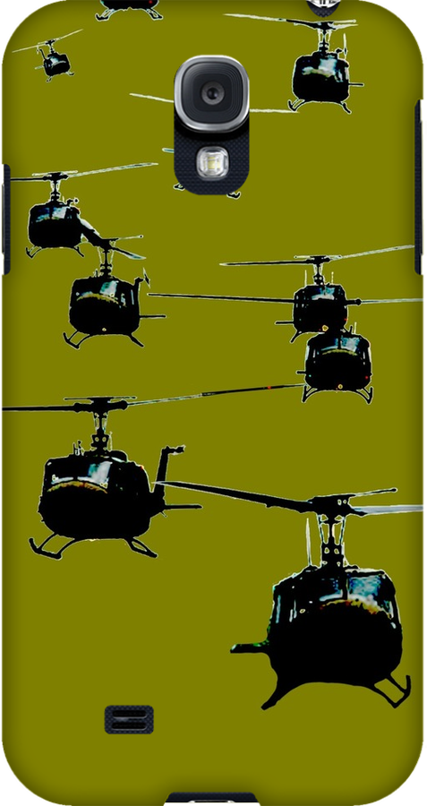 Huey Helicopters by thesamba