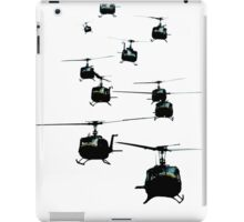 Huey Helicopters iPad Case/Skin