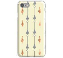 Arrow & Leaf iPhone Case/Skin
