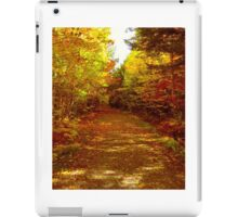 A Walk With Nature iPad Case/Skin