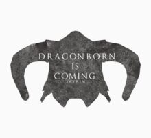 Dragonborn is coming T-Shirt