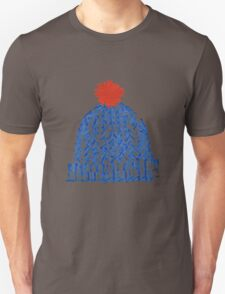 Winter Bobble Hat T-Shirt