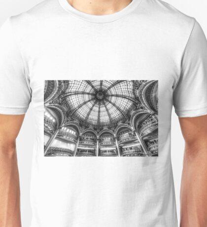 Galeries Lafayette, Paris 3 Unisex T-Shirt