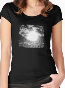 The Sun - TTV Women's Fitted Scoop T-Shirt