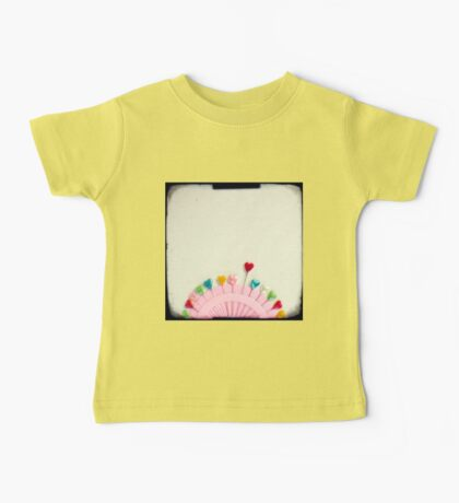 For the love of pins Baby Tee