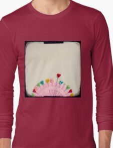 For the love of pins Long Sleeve T-Shirt