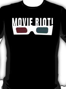 Movie Riot's Logo Stuffs T-Shirt