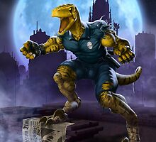 Raptor Cop by RaptorCop